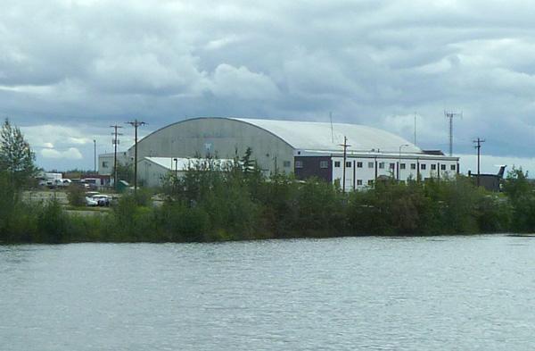 Pafa-hangar